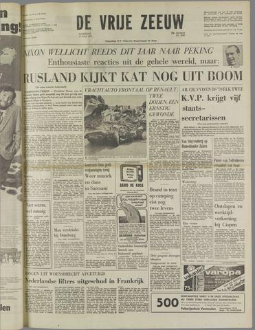 de Vrije Zeeuw 1971-07-17