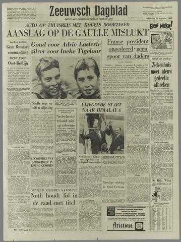 Zeeuwsch Dagblad 1962-08-23