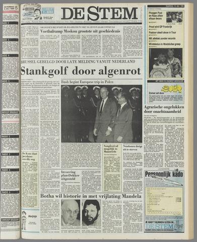 de Stem 1989-07-10