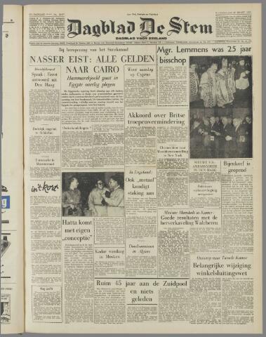 de Stem 1957-03-20