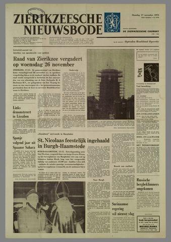 Zierikzeesche Nieuwsbode 1975-11-17