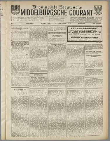Middelburgsche Courant 1930-09-10