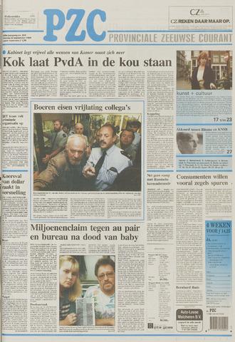Provinciale Zeeuwse Courant 1995-09-22