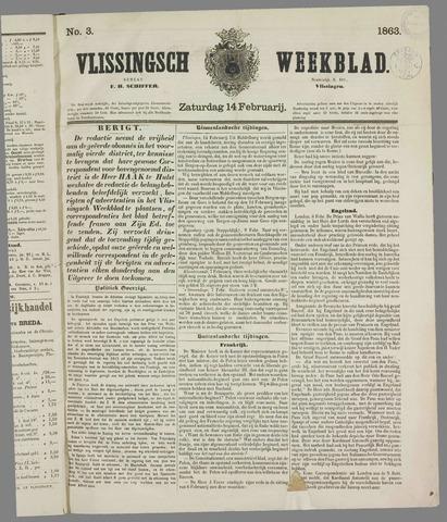 Vlissings Weekblad 1863-02-14