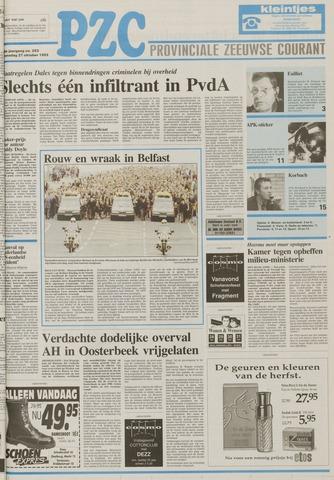Provinciale Zeeuwse Courant 1993-10-27