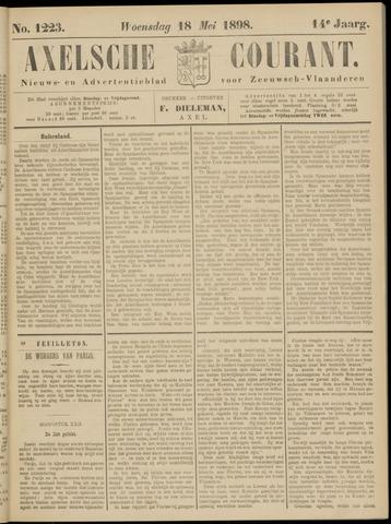 Axelsche Courant 1898-05-18