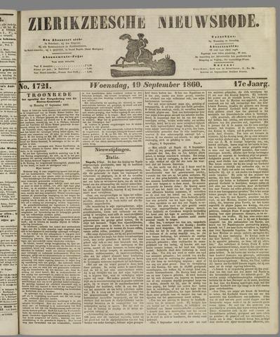 Zierikzeesche Nieuwsbode 1860-09-19