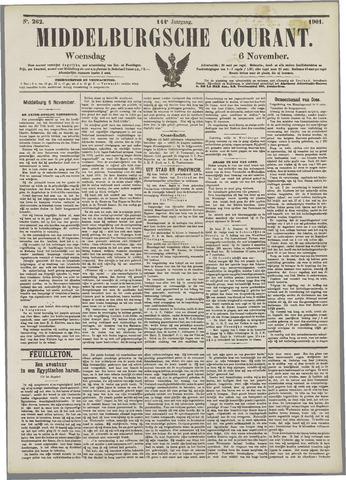 Middelburgsche Courant 1901-11-06