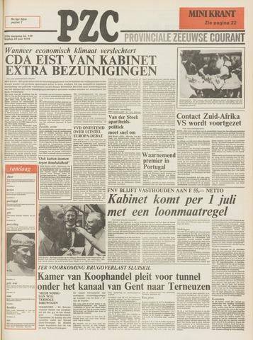 Provinciale Zeeuwse Courant 1976-06-25