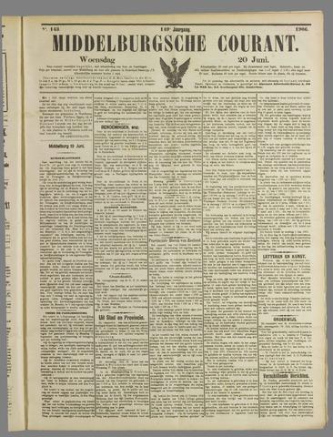 Middelburgsche Courant 1906-06-20
