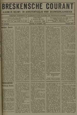 Breskensche Courant 1921-11-19
