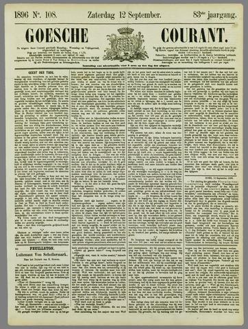 Goessche Courant 1896-09-12