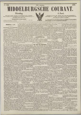 Middelburgsche Courant 1901-06-04