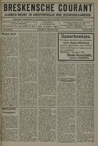 Breskensche Courant 1920-11-20
