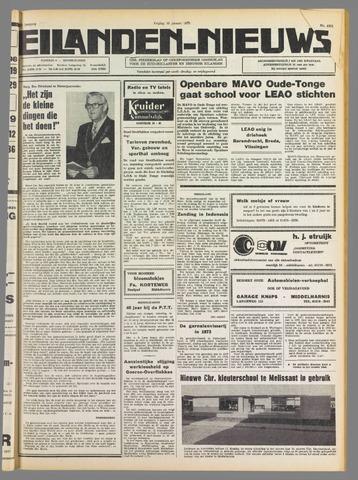 Eilanden-nieuws. Christelijk streekblad op gereformeerde grondslag 1975-01-10