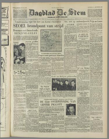 de Stem 1950-09-23