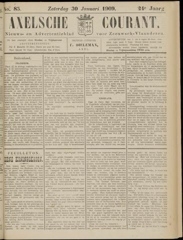 Axelsche Courant 1909-01-30