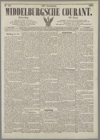 Middelburgsche Courant 1895-06-29