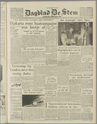 de Stem 1957-12-05