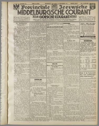 Middelburgsche Courant 1937-11-10