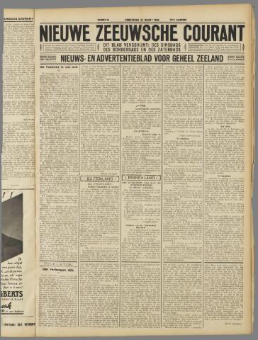 Nieuwe Zeeuwsche Courant 1934-03-22