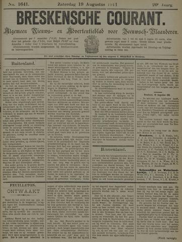 Breskensche Courant 1911-08-19