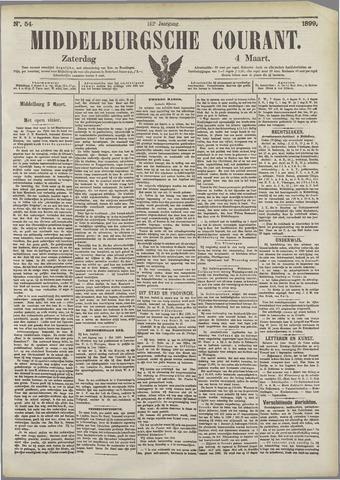 Middelburgsche Courant 1899-03-04