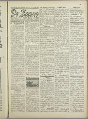 De Zeeuw. Christelijk-historisch nieuwsblad voor Zeeland 1943-09-15