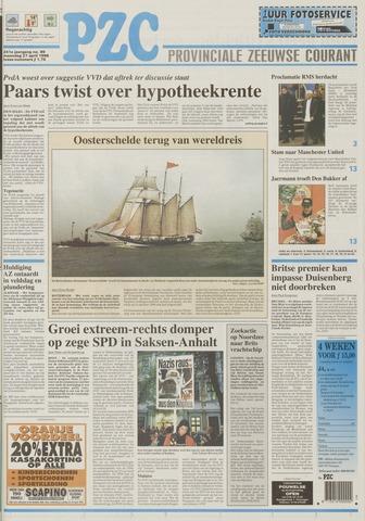 Provinciale Zeeuwse Courant 1998-04-27