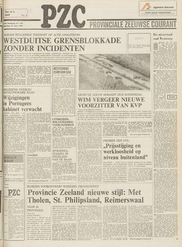 Provinciale Zeeuwse Courant 1975-06-21