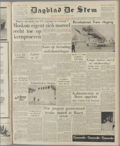 de Stem 1961-11-06