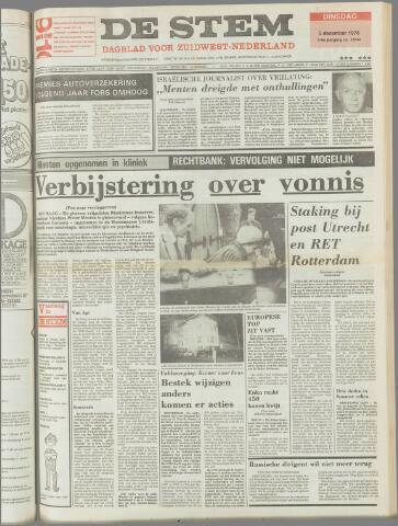 de Stem 1978-12-05