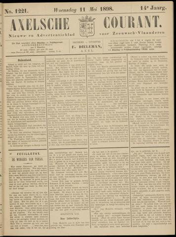 Axelsche Courant 1898-05-11