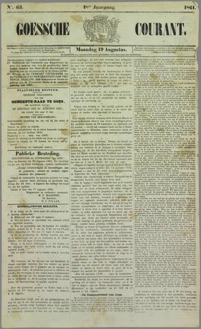 Goessche Courant 1861-08-19