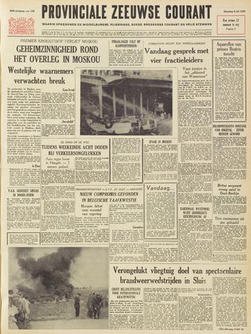 Provinciale Zeeuwse Courant 1963-07-08