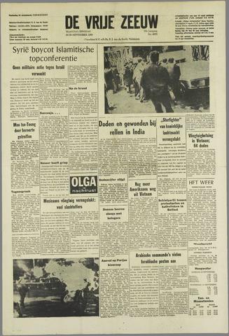 de Vrije Zeeuw 1969-09-22