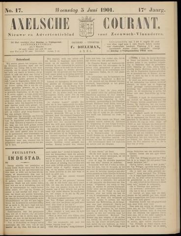Axelsche Courant 1901-06-05