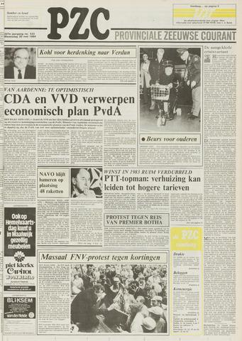 Provinciale Zeeuwse Courant 1984-05-30