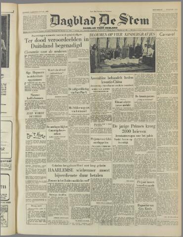 de Stem 1951-02-01