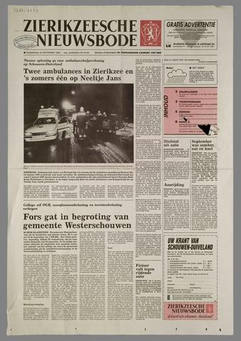Zierikzeesche Nieuwsbode 1993-09-30