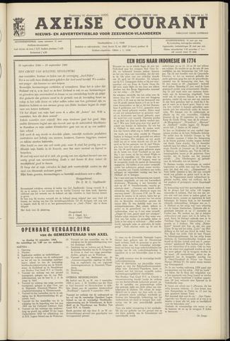 Axelsche Courant 1968-09-21