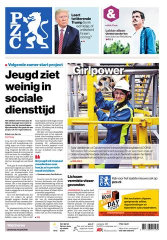 Provinciale Zeeuwse Courant 2018-04-12