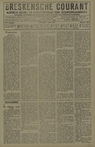 Breskensche Courant 1928-04-21