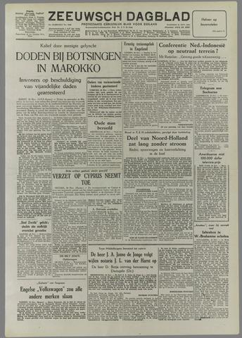 Zeeuwsch Dagblad 1955-11-21