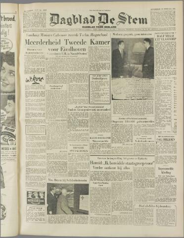 de Stem 1953-02-26