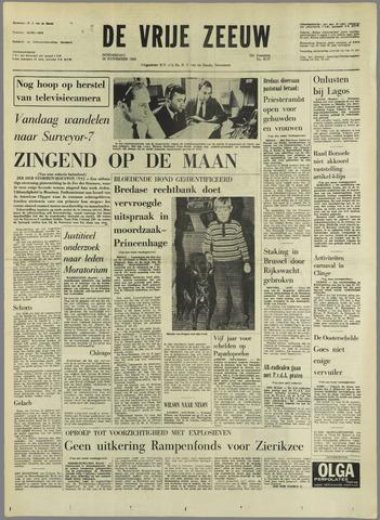 de Vrije Zeeuw 1969-11-20