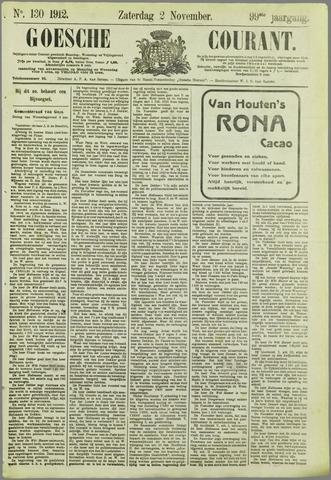 Goessche Courant 1912-11-02