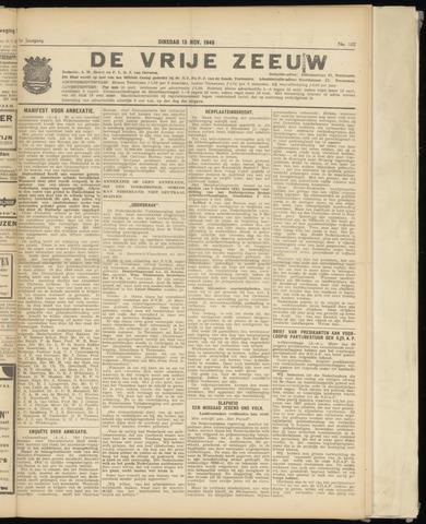 de Vrije Zeeuw 1945-11-13