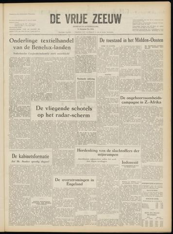 de Vrije Zeeuw 1952-08-19