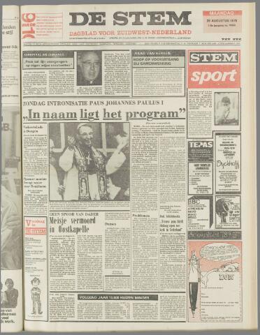 de Stem 1978-08-28